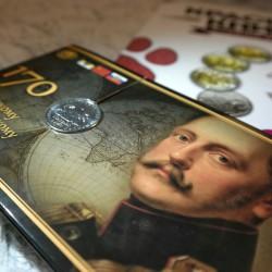 Нумизматы начали праздновать юбилей Русского Географического Общества