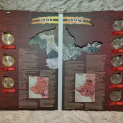 Долгожданные монеты 5 рублей ВОВ в Крыму стали отличным новогодним подарком